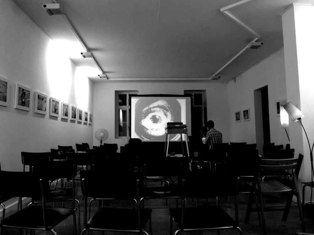 KSR-Veranstaltungsraum in der ACC-Galerie